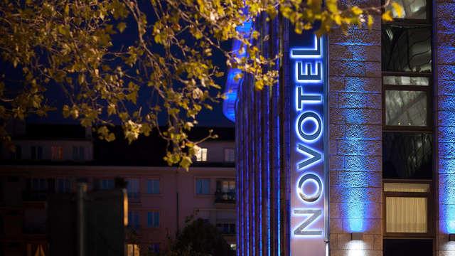 Novotel Spa Rennes Centre Gare