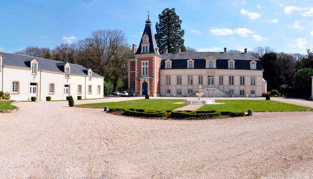 Escapada cerca de Chartres