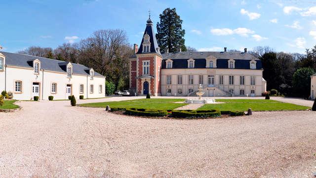 Séjournez dans un havre de douceur sur la Route des Châteaux