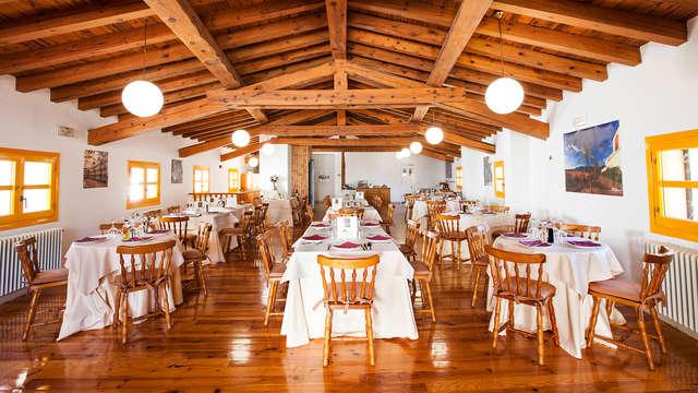 Cocina local y naturaleza en La Rioja