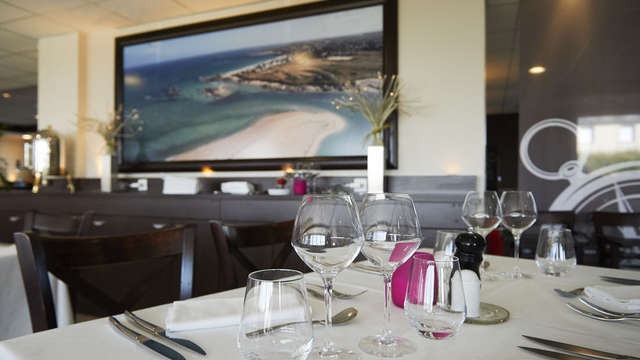 Week-end avec dîner sur la côte des Abers