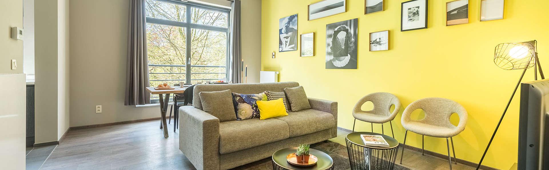 Bel appartement au cœur de Bruxelles