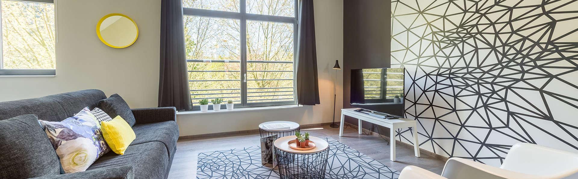 Visite de Bruxelles avec la Brussels Card et logement en appartement