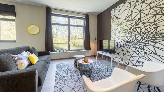 Descubre Bruselas con Brussels Card en un apartamento para hasta 6 personas