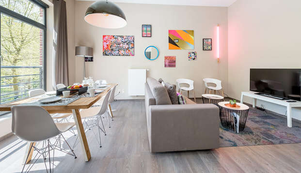 Apartamento en Bruselas (hasta 6 personas)