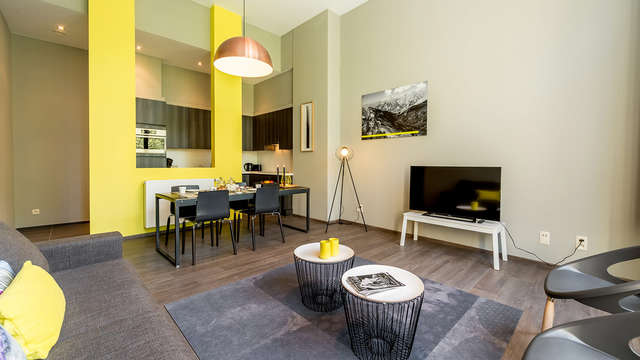 Profitez d'un appartement dans le centre de Bruxelles