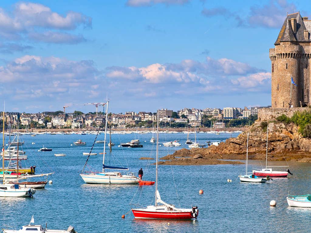 Séjour Ile-et-Vilaine - Évasion Sur la Côte Émeraude à Saint-Malo  - 3*