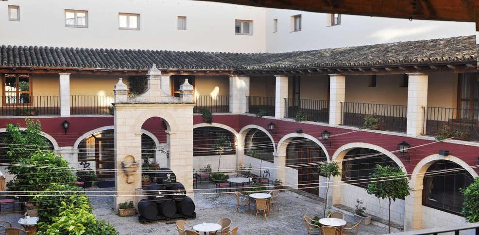Bodega real 4 el puerto de santa mar a espagne - Hotel bodega real el puerto ...