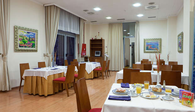Checkin Valencia - Restaurant