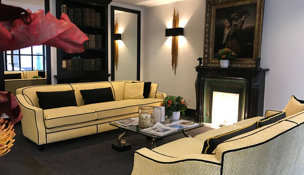 Hotel Georges Washington - Lounge