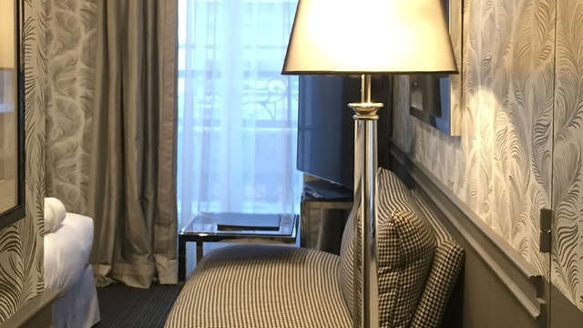Hotel Georges Washington - Room