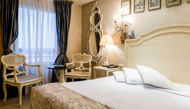 Offrez-vous le luxe à 5 minutes de l'Arc de Triomphe