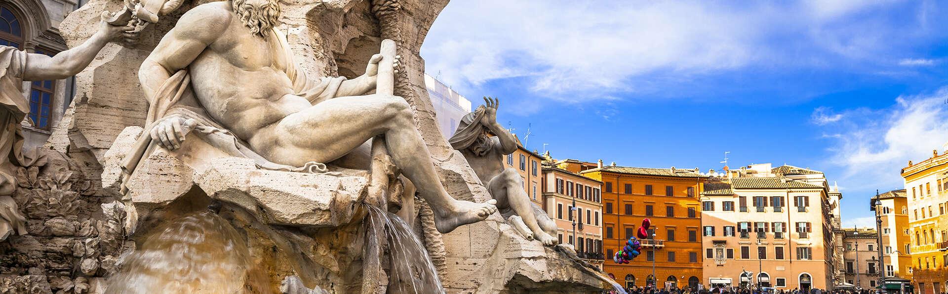 Charme et enchantement dans les rues de Rome