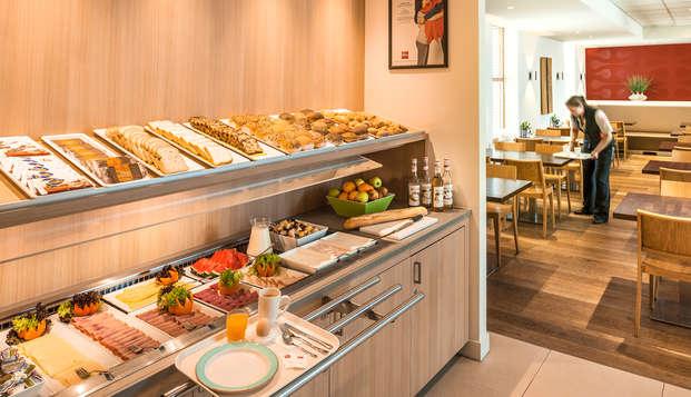 Ibis Den Haag Scheveningen - breakfast
