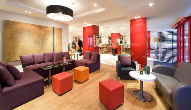 Ibis Den Haag Scheveningen - lobby