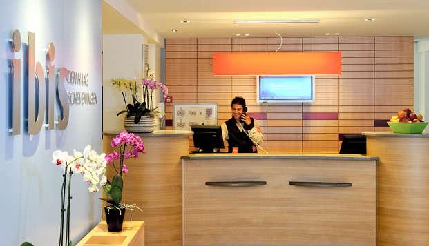 Ibis Den Haag Scheveningen - reception