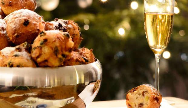 Culinair het nieuwe jaar in! ( 2nachten)