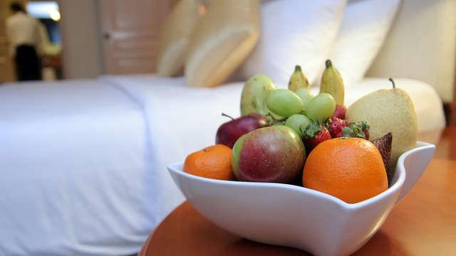 1 Bandeja de frutas