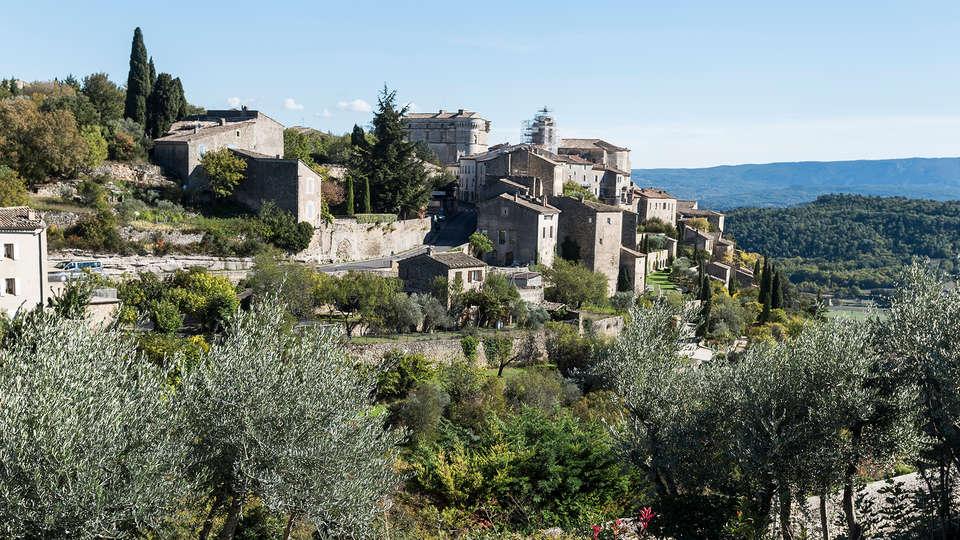 Mas des Romarins, The Originals Relais (Relais du Silence) - edit_terrace22.jpg