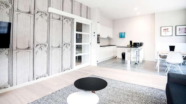 Appartamento moderno nel cuore di Anversa (fino a 6 persone)