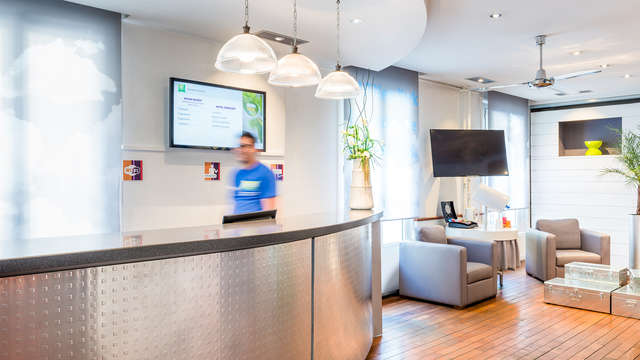 Hotel ibis Styles Asnieres Centre