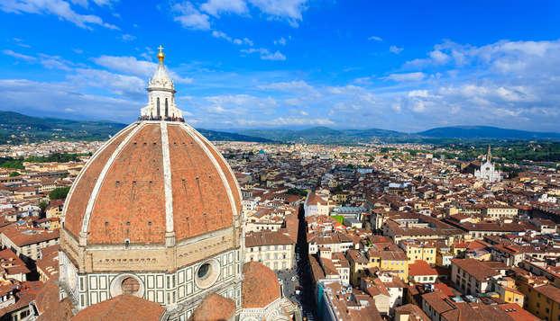 Risparmia sui soggiorni lunghi nel cuore di Firenze (da due notti)