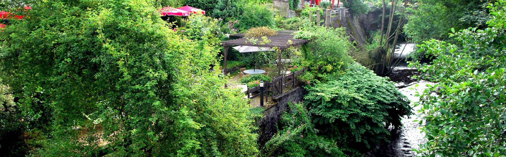 Séjour avec diner dans les Ardennes (à partir de 2 nuits)