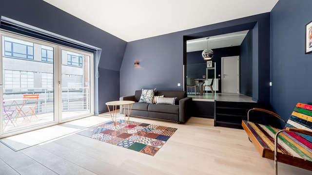 Au cœur de Liège, profitez d'un appartement