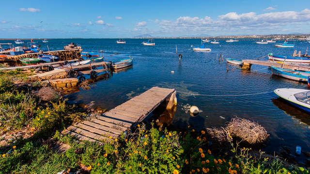 Una semana a un precio especial en la costa del oeste de Sicilia a las afueras de Marsala