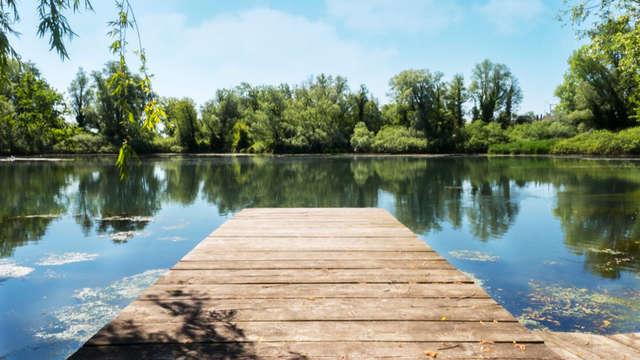 Naturaleza véneta a orillas del Sile cerca de Treviso