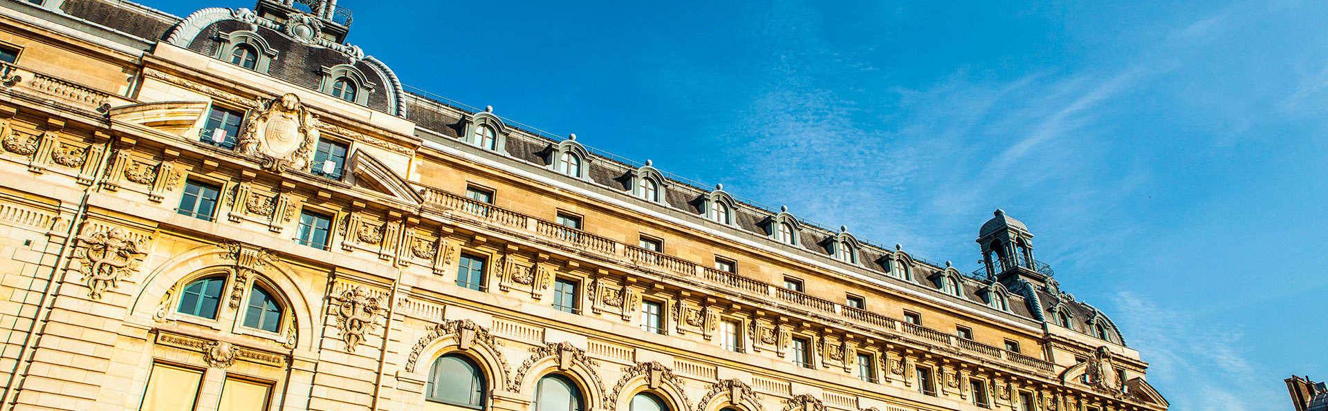 Découverte du Musée d'Orsay et séjours près de Paris