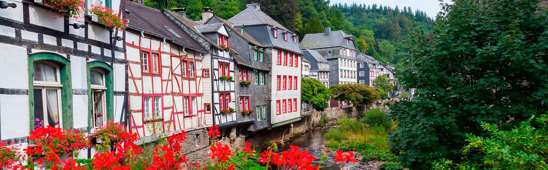 Plaisirs culinaires et détente à Eifel en Allemagne (à partir de 2 nuits)
