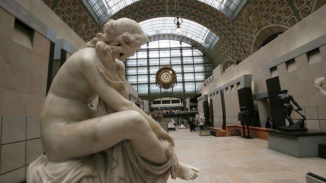 1 Entrée au musée d'Orsay pour 2 adultes