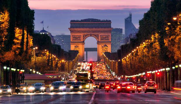 Échappée citadine à deux pas des Champs-Élysées