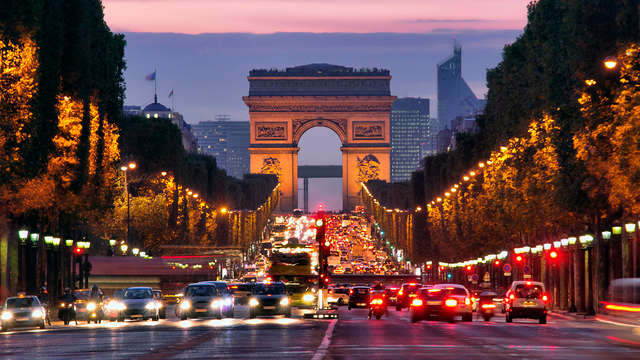 Nel cuore di Parigi a due passi dagli Champs Elysées