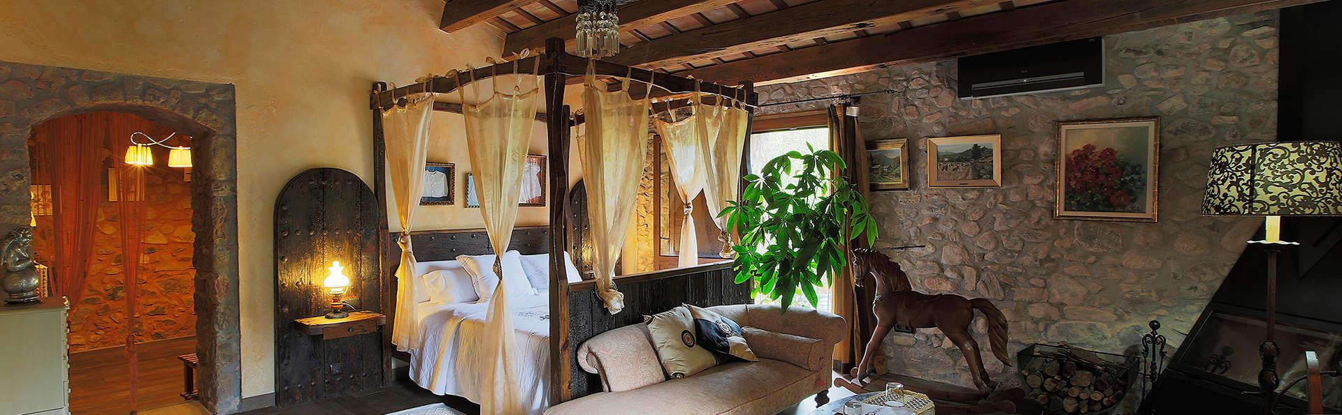 Exclusive Weekendesk: Week-end Imagine avec accès privé au spa à quelques pas de la Costa Brava