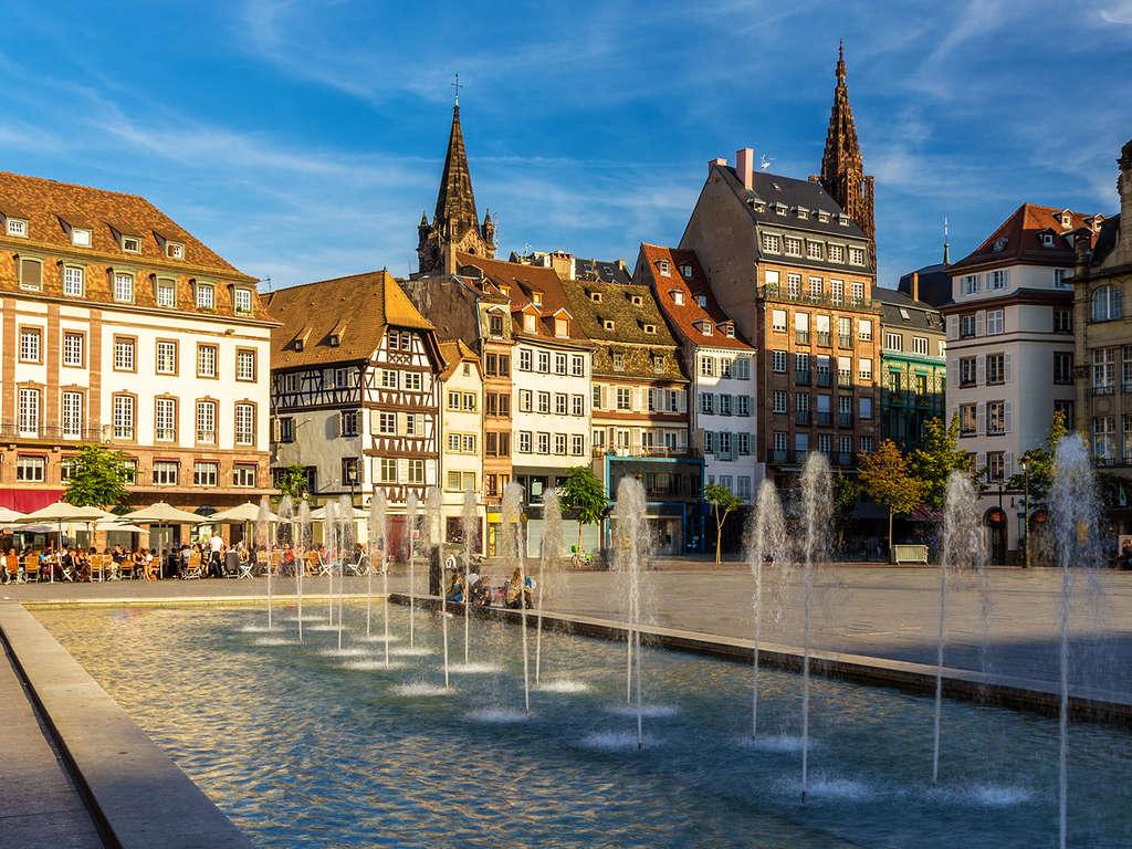 Séjour Alsace - Escapade à quelques minutes du centre historique du Vieux Strasbourg  - 4*