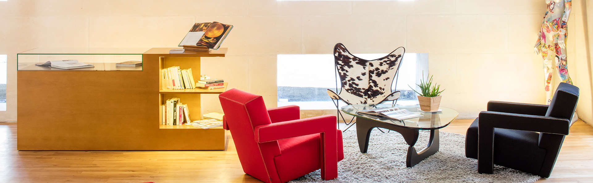 Week-end dans un hôtel design à Nantes