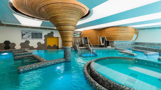 Wellness in de spa in het hart van Nantes