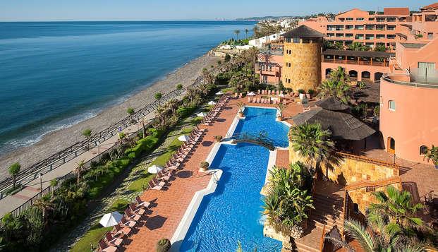 Relax au spa & thalasso pour votre corps et votre esprit à Estepona
