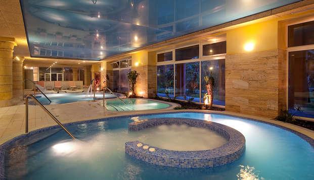 Relaja cuerpo y mente en un Spa & Thalasso en Estepona