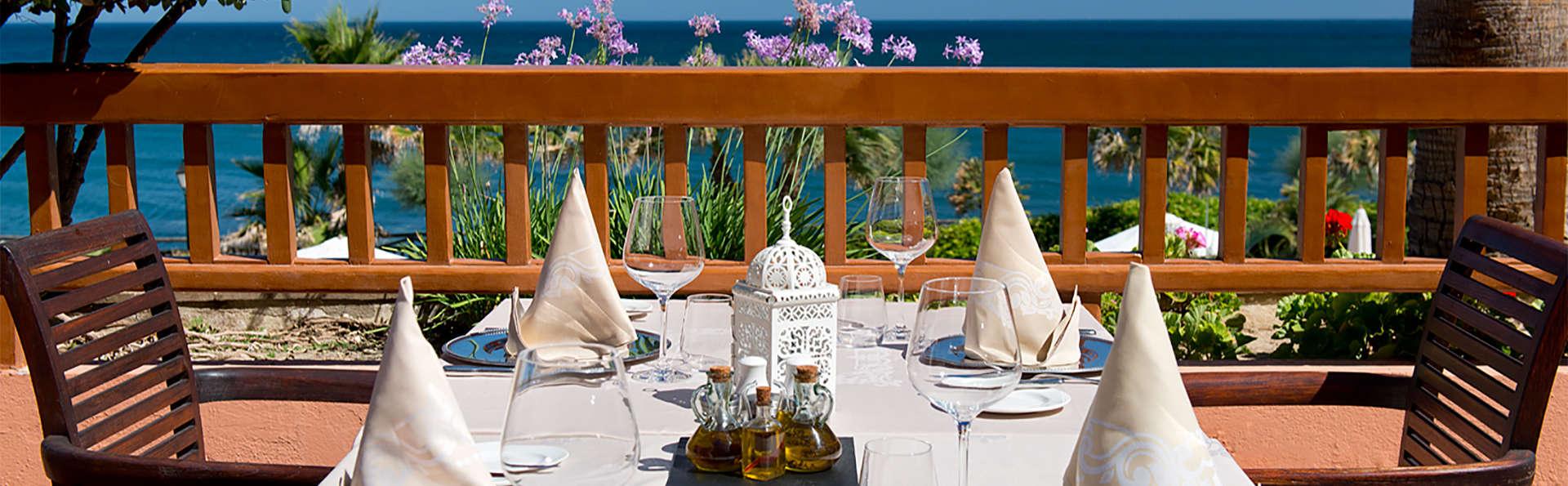 Mini séjour en Thalasso: Un luxe en face de la mer à Estepona (à partir de 3 nuits)