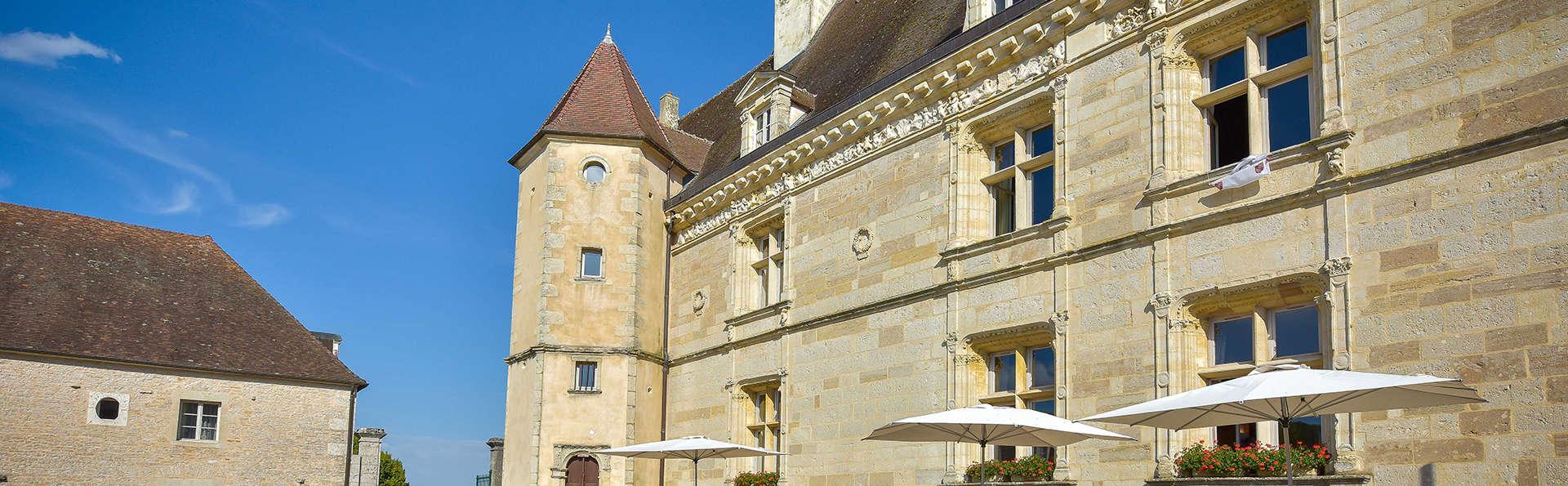 Week-end avec visite de cave et dégustation au Château de Pommard