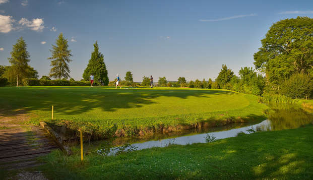 Hotel Golf Chateau de Chailly - golf