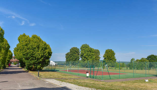 Hotel Golf Chateau de Chailly - tennis