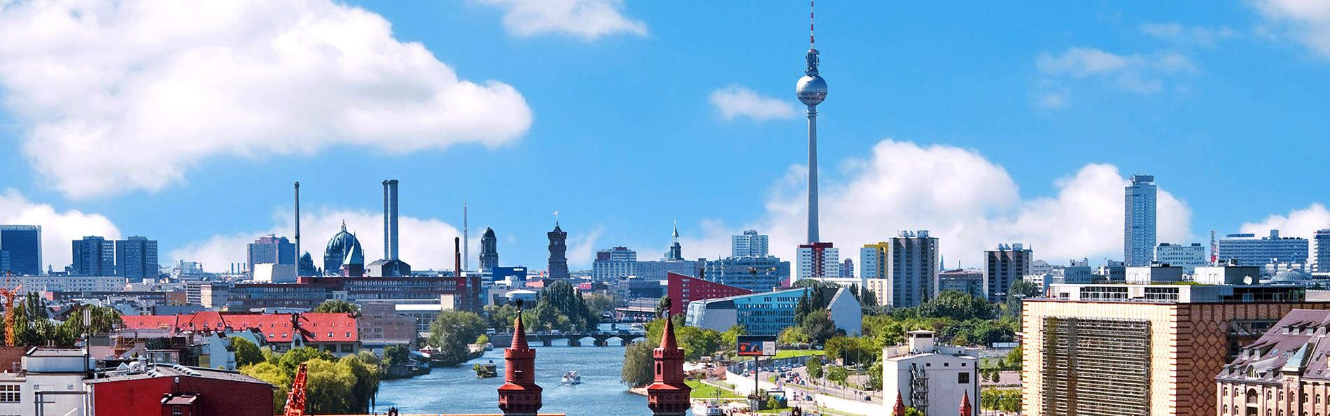 Balade à vélo dans le Berlin historique