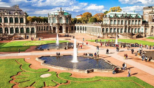 Descubre la antigua ciudad de Dresden