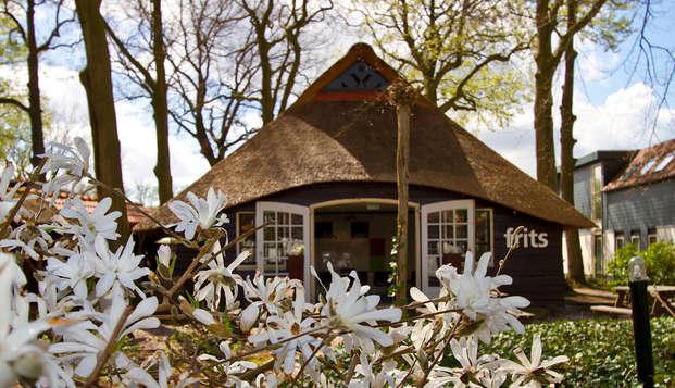 Genieten van luxe,  rust en natuur op de Veluwe