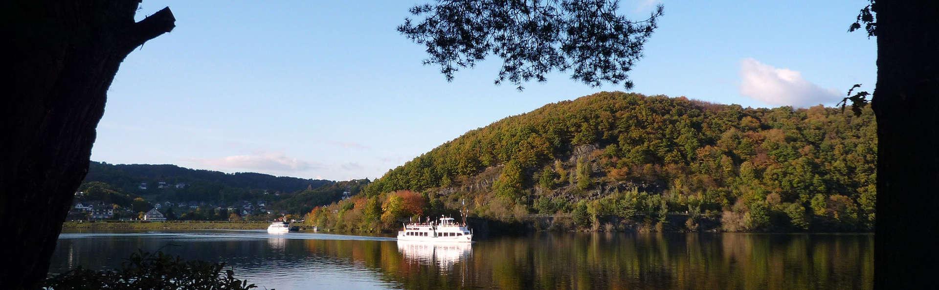 Séjour de détente avec Spa et dîner près de Monschau, en Allemagne (à partir de 2 nuits)
