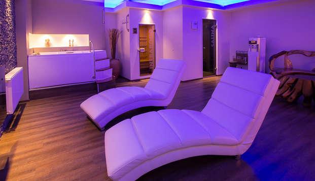 Relájate con spa privado en la preciosa región de Eifel (desde 2 noches)
